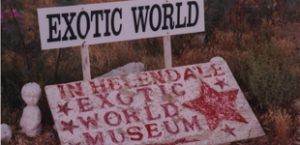 Exotic World signs
