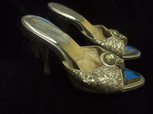 Shoes worn by Patti Starr