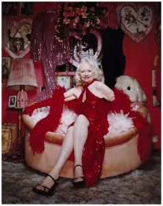 Dixie Evans at Exotic World