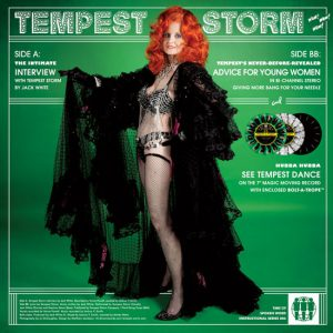 "Cover of Jack White's ""Interview with Tempest Storm"""