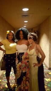 Egypt Blaque Knyle, Trina Parks, Red Bone