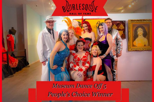 2018 Museum Dance-Off People's Choice
