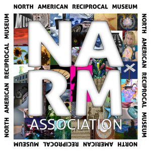 North American Reciprocal Museums Association logo