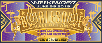 2019 Burlesque Hall of Fame Weekender