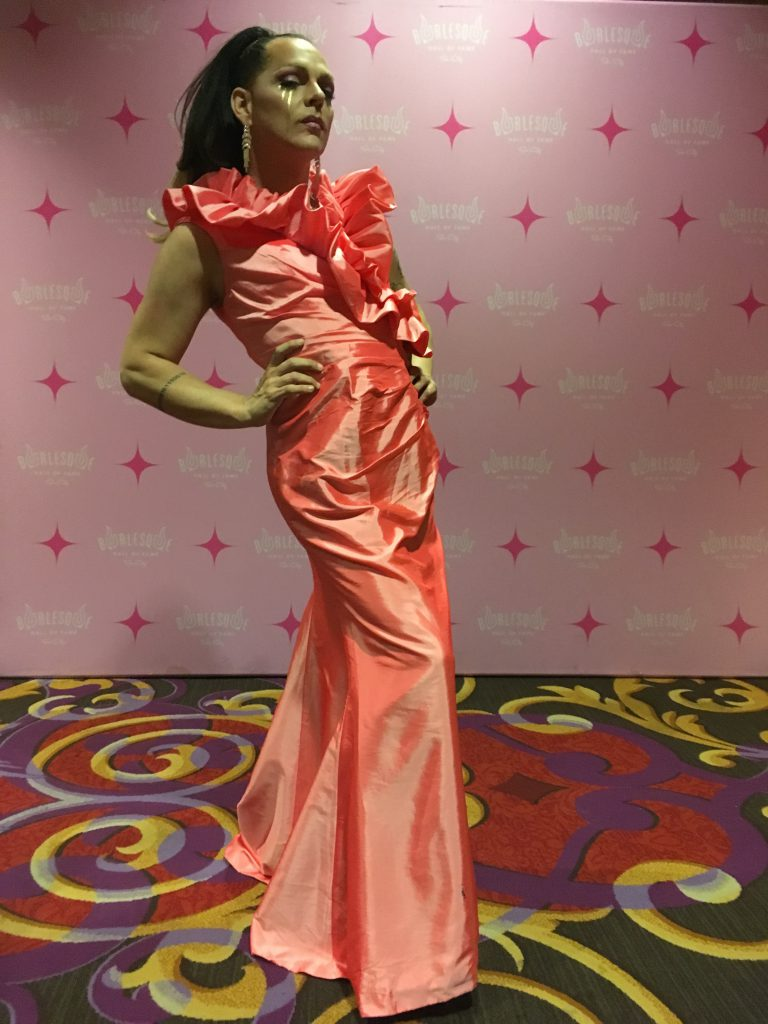 Precious Ephemera on the Red Carpet at the 2019 BHoF Weekender