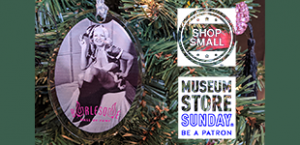 20% off museum store purchases this weekend (plus, enter our drawing)!
