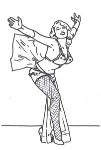 Jennie Lee Coloring Page